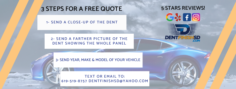 3 STEPS FOR A FREE QUOTE